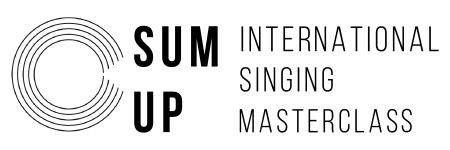 SUM UP | INTERNATIONAL SINGING MASTERCLASS